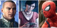 A realidade virtual inundou a conferência da PlayStation mas houve ainda tempo de mostrar novidades de jogos como Uncharted e Spider-Man!