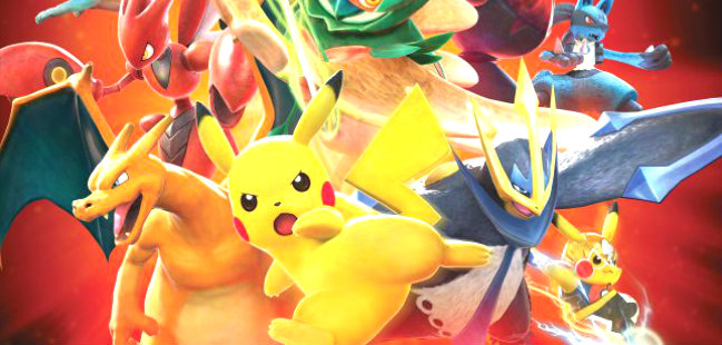 pokken tournament nintendo