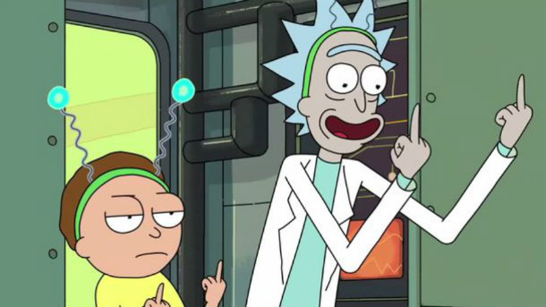Rick and Morty terceira temporada data de estreia