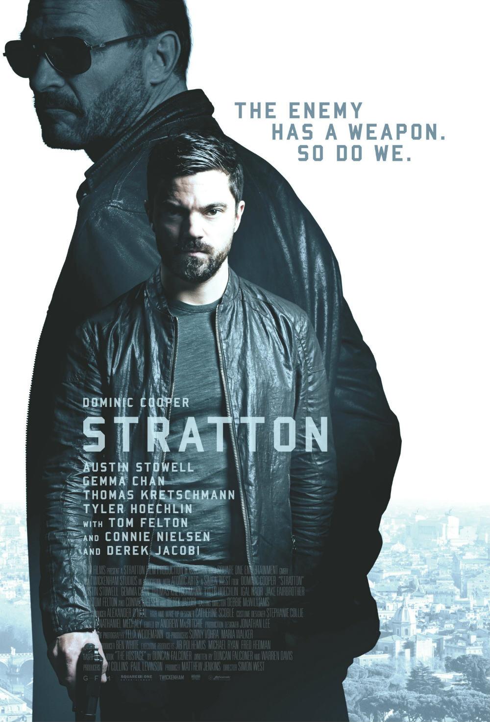 Stratton forças especiais