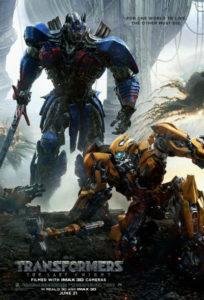 transformers poster critica