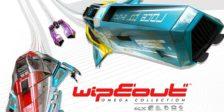 Wipeout é o regresso às corridas futuristas em que naves e poderes especiais são a ordem do dia