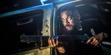 Foi revelado o primeiro trailer de Bright, o filme de Will Smith para a Netflix, durante a San Diego Comic-Con 2017.