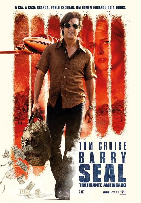 Barry Seal: Traficante Americano