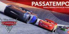 Participa e habilita-te a ganhar prémiosdo fantástico filme Carros 3