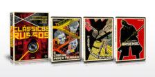 Depois do sucesso em salas, a Leopardo Filmes lança agora em DVD três grandes filmes russos que poderás ter em tua casa.