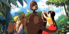 A RTP2 continua a sua aposta no cinema japonês e temos agora O Castelo no Céu (Tenkuu No Shiro Laputa) do único Hayao Miyazaki.