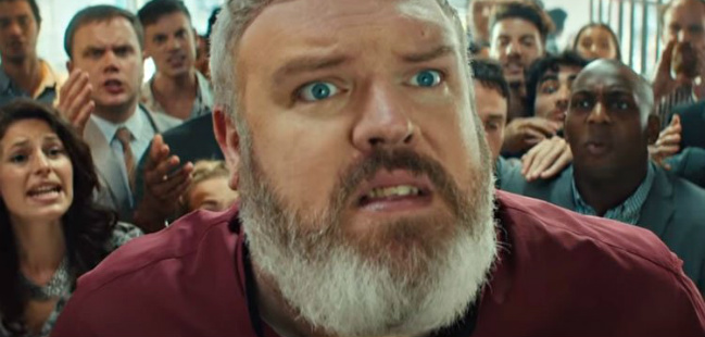 Hodor Game of Thrones KFC anuncio