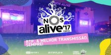 O NOS Alive, um dos maiores festivais de música realizados em Portugal decorre de dia 6 a 8 no Passeio Marítimo de Algés.