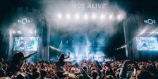 A edição de 2017 do NOS Alive começa esta quinta-feira e estende-se até sábado.
