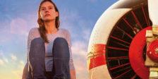 """Sangaile é fascinada por aviões. Ela conhece uma rapariga, Auste, que a irá encorajar a voar. O verão de Sangaile, """"The Summer of Sangaile""""."""