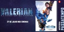 Participa e habilita-te a ganhar convites para a antestreia do fabulosofilme Valerian e a Cidade dos Mil Planetas