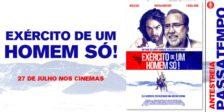 Participa e habilita-te a ganhar um convite duplo para a antestreia do divertido filme Exército de um Homem Só
