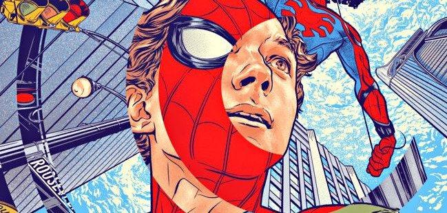 spider man homecoming melhores poster homem aranha regresso a casa