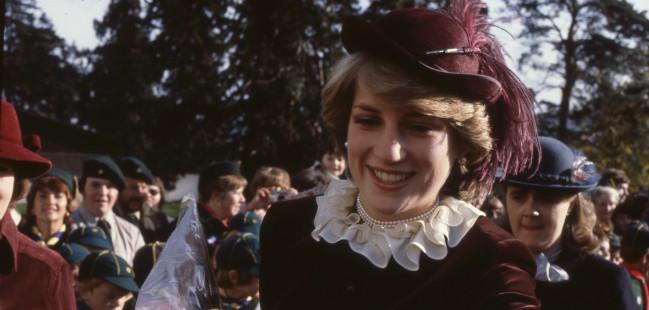 """""""Princesa Diana: Na Primeira Pessoa"""" no National Geographic"""