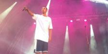 O Hip Hop levou o público à loucura neste segundo dia do SBSR. Desde Slow J a Future diversão e excentricidades não faltaram.