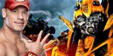 O famoso e adorado ator e wrestler John Cena vai ser o protagonista no spin-off de Transformers, Bumblebee.