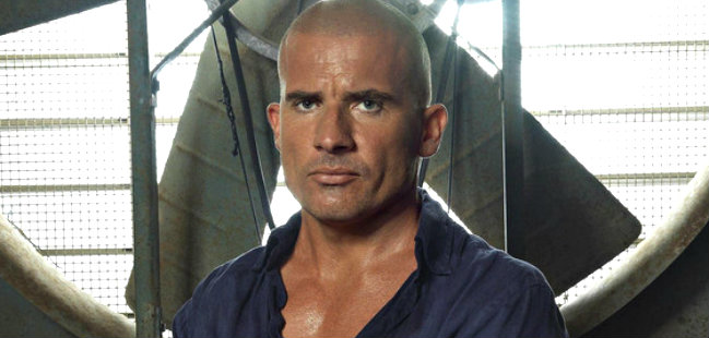 Dominic Purcell Comic Con Portugal