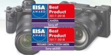 Os prémio EISA premeiam, todos os anos, os melhores equipamentos de imagem e som. Consulta a lista de vencedores de cada categoria.