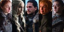 Os figurinos de Game of Thrones, desenhados por Michele Clapton para a sua sétima temporada, são alguns dos melhores da televisão atual.
