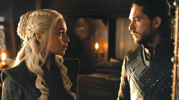 Game of Thrones episodio recorde