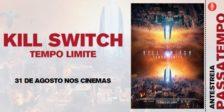 Participa e habilita-te a ganhar um convite duplo para a antestreia do espetacular filme Tempo Limite