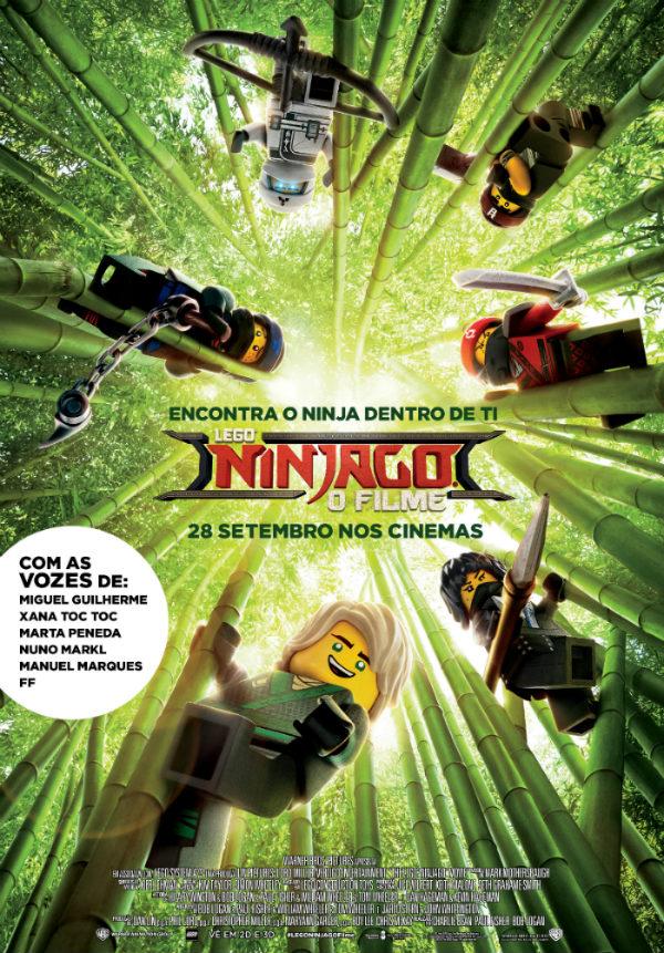LEGO NINJAGO poster pt 2