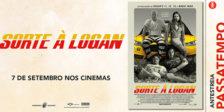 Participa e habilita-te a ganhar um convite duplo para a antestreia do carismático filme Sorte à Logan!