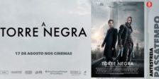 Participa e habilita-te a ganhar um convite duplo para a antestreia do fantástico filme A Torre Negra