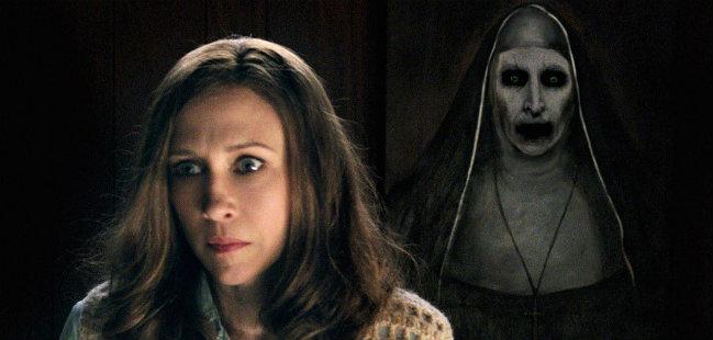 Warner Bros, The Conjuring, Vera Farmiga, James Wan, Gilbert Brittle