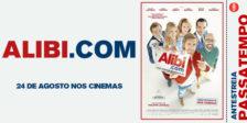 Participa e habilita-te a ganhar um convite duplo para a antestreia do divertido filme francês Alibi.com