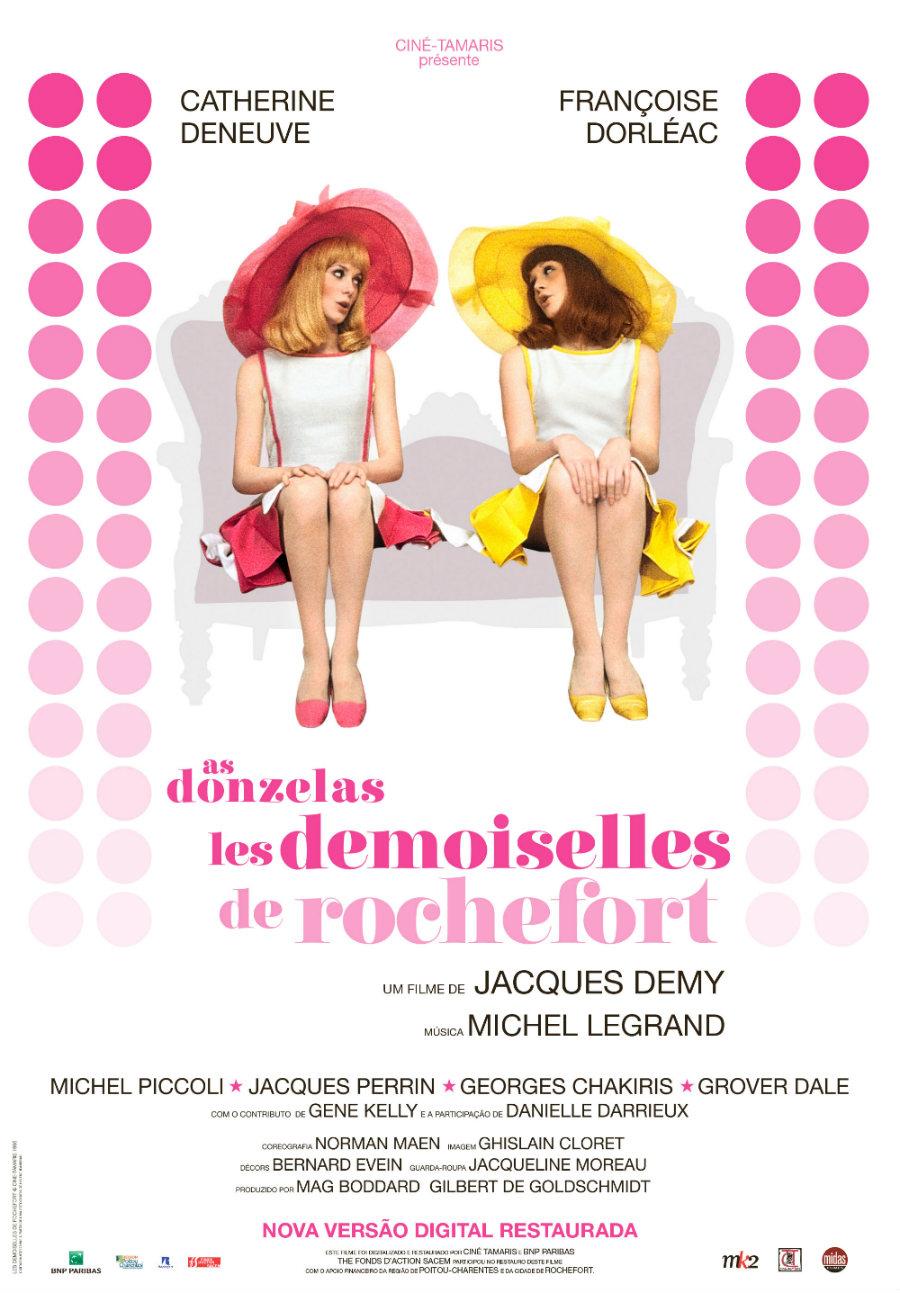 As Donzelas de Rochefort