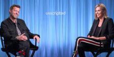 A atriz sul-africana e o realizador americano sentaram-se com a Moviefone para uma entrevista improvisada que reserva algumas surpresas interessantes!