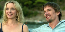 """O ator Ethan Hawke revelou que a história de Jesse e Celine pode dar vida a uma sequela de """"Antes da Meia-Noite""""."""