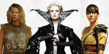 """Na semana de estreia de""""Atomic Blonde - Agente Especial"""", onde Charlize Theron brilha de novo,fizemos uma retrospetiva à carreira da camaleónica atriz sul-africana, elegendo as suas 7 melhores interpretações, na opinião da MHD."""