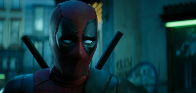 Deadpool, Joi Harris, David Leitch, Ryan Reynolds