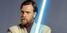 Ainda não há data, mas o spinoff de Star Wars focado em Obi-Wan Kenobi está em planeamento. Ewan McGregor deve participar.