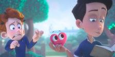 """Beth David e Esteban Bravo são os autores de """"In a Heartbeat"""", a curta-metragem acerca de um rapaz apaixonado por um jovem do mesmo sexo."""