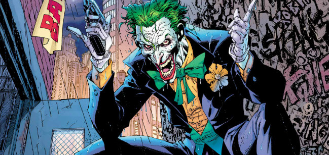 DC Comics, DC Expanded Universe, Joker, Todd Phillips, Martin Scorcese