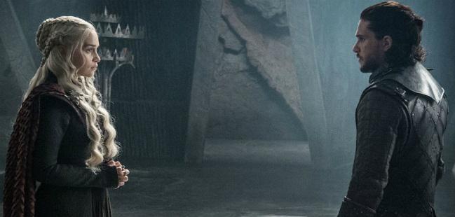 Relação entre Jon Snow e Daenerys Targaryen é o foco de Game of Thrones