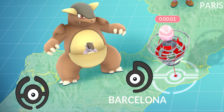 Durante os próximos dias os treinadores Pokémon podem capturar criaturas raramente encontradas na Europa! Uma oportunidade de aumentar as conquistas!