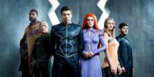 """Tens a tua agenda à mão? """"Inhumans"""", a nova série da Marvel, tem estreia mundial marcada nos cinemas IMAX a 31 de agosto."""
