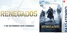 Participa e habilita-te a ganhar um convite duplo para a antestreia do filme de ação Renegados.