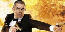 Depois do filme de 2003, e da sequela em 2011, o agente Johnny English prepara-se para voltar. Como habitual, Rowan Atkinson no comando.