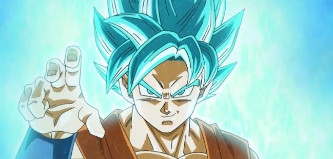 super saiyan blue goku dragon ball fighterz