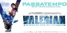 Participa e habilita-te a ganhar prémiosdo espetacular filme Valerian e a Cidade dos Mil Planetas
