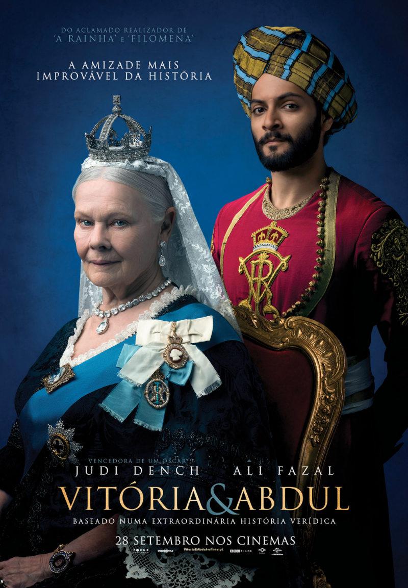 Vitória e Abdul