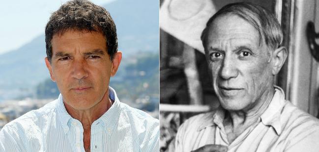 Antonio Banderas Picasso