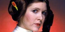 """As memórias de Carrie Fisher sobre a rodagem do primeiro filme da saga """"Star Wars"""" estão compiladas no livro """"Os Diários da Princesa"""", que chegou este mês às livrarias."""