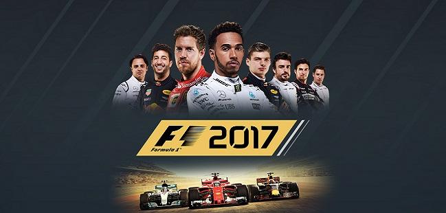 F1 ps4 F1 2017